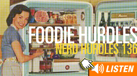 Foodie episode - click to listen