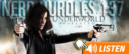 Underworld Awakening podcast - click to listen