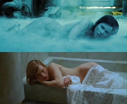Underworld Awakening / Resident Evil comparison