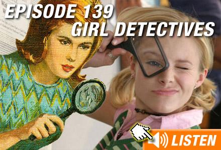 Girl Detectives Veronica Mars Nancy Drew