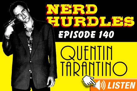 Episode 140 - Quentin Tarantino