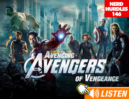 Click to listen to Avengers Podcast