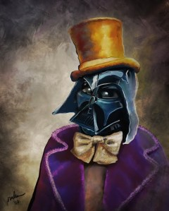 You want bigger Wonka Vader? You click that shit.