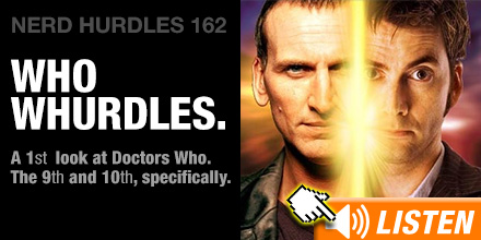 Click to step into the TARDIS and download Dr. Who podcast