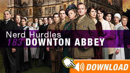 Click to download Downton Abbey podcast