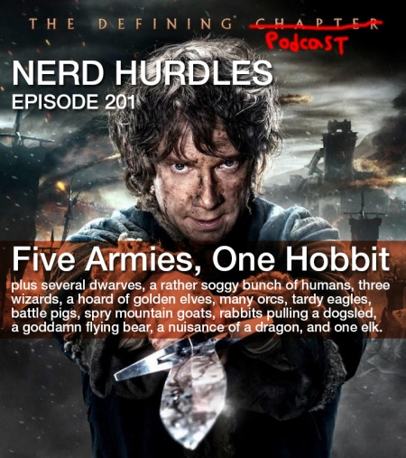 Battle of the five armies podcast